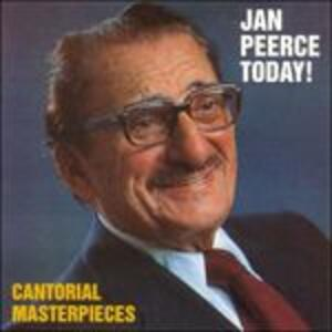 Cantorial Masterpieces - CD Audio di Jan Peerce