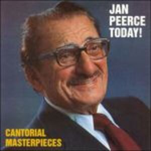 CD Cantorial Masterpieces