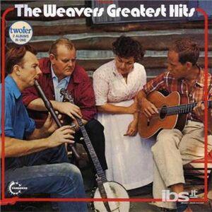 CD Greatest Hits di Weavers