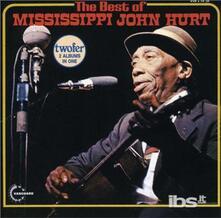 Best Of Mississippi John Hurt - CD Audio di Mississippi John Hurt