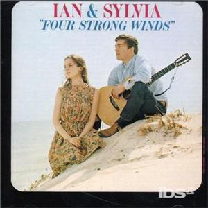 CD Four Strong Winds di Ian & Sylvia