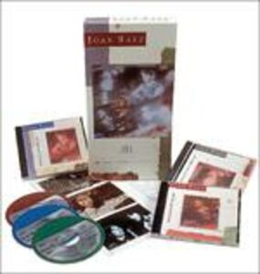 Foto Cover di Rare Live & Classic, CD di Joan Baez, prodotto da Vanguard