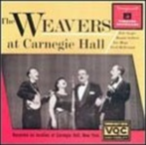CD At Carnegie Hall di Weavers