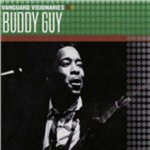 CD Vanguard Visionaries di Buddy Guy