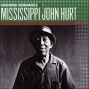 CD Vanguard Visionaries di Mississippi John Hurt