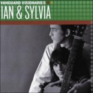 CD Vanguard Visionaries di Ian & Sylvia