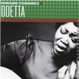 CD Vanguard Visionaries di Odetta