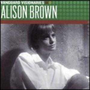 CD Vanguard Visionaries di Alison Brown