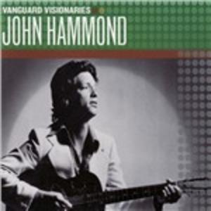 CD Vanguard Visionaries di John Hammond
