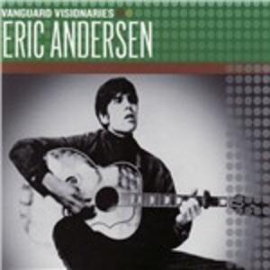 Vanguard Visionaries - CD Audio di Eric Andersen