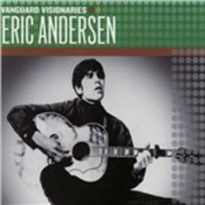 CD Vanguard Visionaries di Eric Andersen