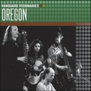 CD Vanguard Visionaries di Oregon