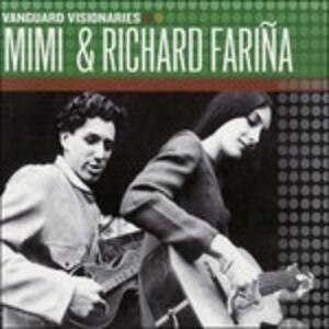 Vanguard Visionaries - CD Audio di Richard Fariña,Mimi Fariña