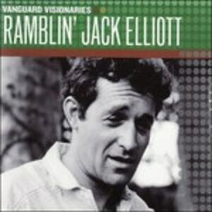 Vanguard Visionaries - CD Audio di Ramblin Jack Elliott