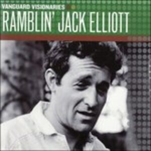 CD Vanguard Visionaries di Ramblin Jack Elliott