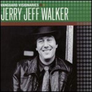 CD Vanguard Visionaires di Jerry Jeff Walker