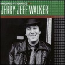Vanguard Visionaires - CD Audio di Jerry Jeff Walker