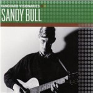 CD Vanguard Visionaries di Sandy Bull