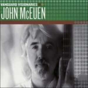Foto Cover di Vanguard Visionaries, CD di John McEuen, prodotto da Vanguard