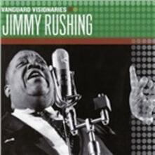 Vanguard Visionaires - CD Audio di Jimmy Rushing