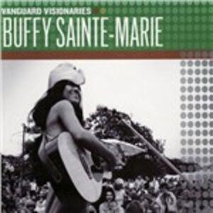 Foto Cover di Vanguard Visionaires, CD di Buffy Sainte-Marie, prodotto da Vanguard