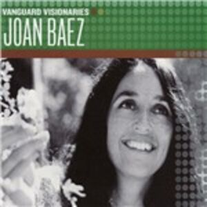 CD Vanguard Visionaries di Joan Baez