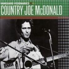 Vanguard Visionaries - CD Audio di Country Joe McDonald