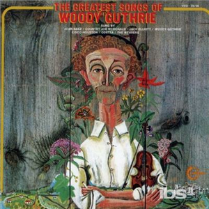 CD Greatest Songs di Woody Guthrie