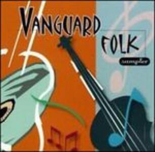 Vanguard Folk Sampler - CD Audio