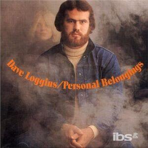 CD Personal Belongings di Dave Loggins