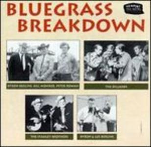 CD Bluegrass Breakdown