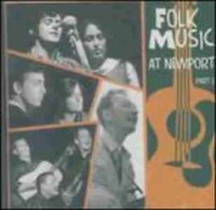 CD Folk Music at Newport vol.1