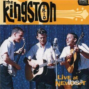 CD Live at Newport di Kingston Trio