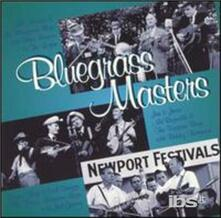 Bluegrass Masters - CD Audio