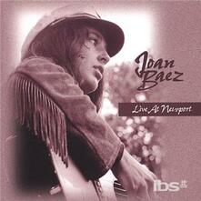 Live At Newport - CD Audio di Joan Baez
