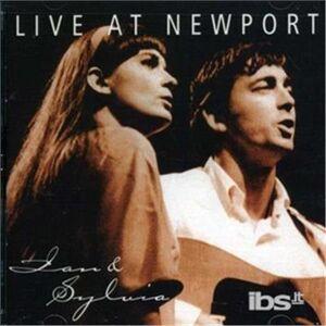 CD Live at Newport di Ian & Sylvia