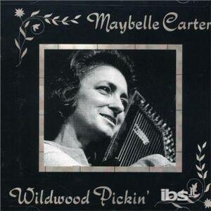 CD Wildwood Pickin' di Maybelle Carter