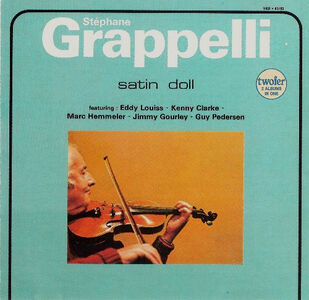 CD Satin Doll di Stephane Grappelli