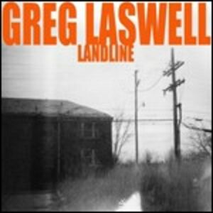 CD Landline di Greg Laswell