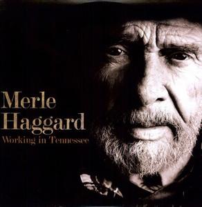 Vinile Working in Tennessee Merle Haggard