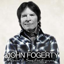 Wrote A Song For Everyone - CD Audio di John Fogerty