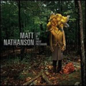Last of the Great Pretenders - Vinile LP di Matt Nathanson