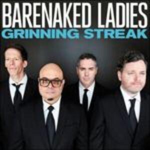 Foto Cover di Grinning Streak, CD di Barenaked Ladies, prodotto da Universal