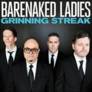 CD Grinning Streak di Barenaked Ladies