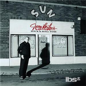 Vinile Rock & Roll Time Jerry Lee Lewis