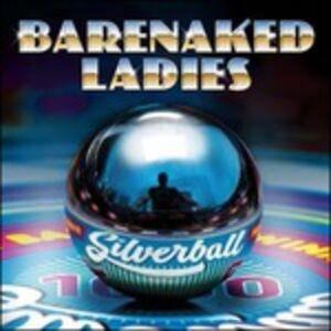 CD Silverball di Barenaked Ladies