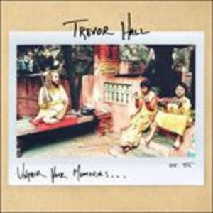 CD Unpack Your Memories di Trevor Hall