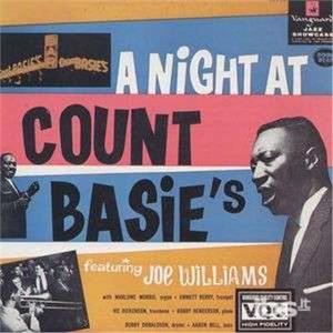 CD A Night at Count Basie's di Joe Williams