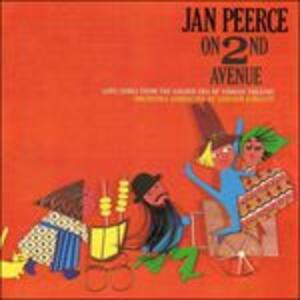 On 2nd Avenue - CD Audio di Jan Peerce