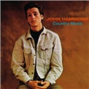 CD Country Blues di John Hammond